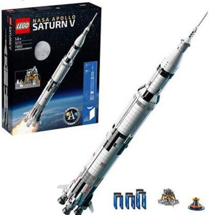 LEGO© 92176 Ideas - Nasa Apollo 11 Saturn-V