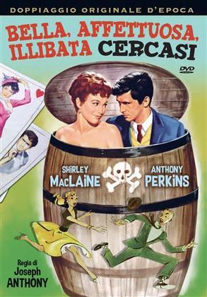 Bella, affettuosa, illibata cercasi (1958) (s/w)