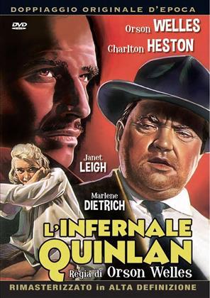 L'infernale Quinlan (1958) (n/b, Riedizione)