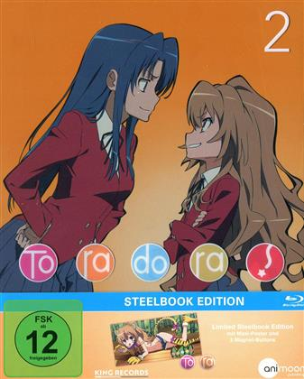 Toradora! - Vol. 2 (Limited Edition, Steelbook)