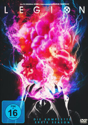 Legion - Staffel 1 (3 DVDs)