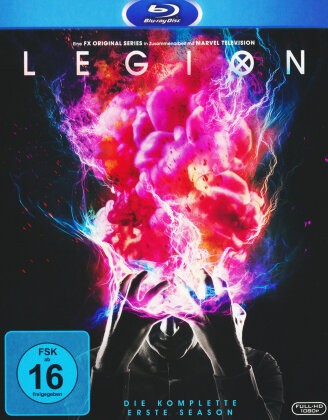 Legion - Staffel 1 (2 Blu-rays)