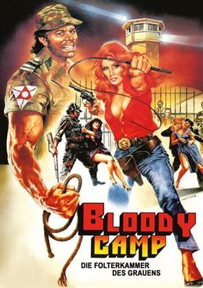Bloody Camp - Die Folterkammer des Grauens (1978) (Wendecover, Uncut)