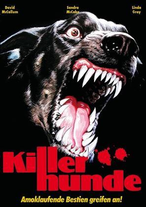 Killerhunde (1976) (Wendecover, Uncut)