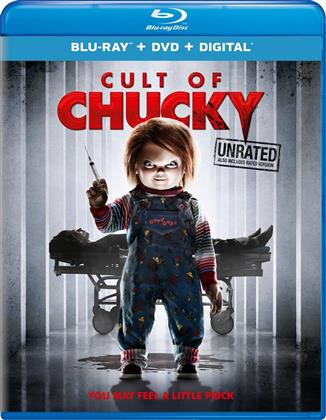Cult Of Chucky (2017) (Blu-ray + DVD)