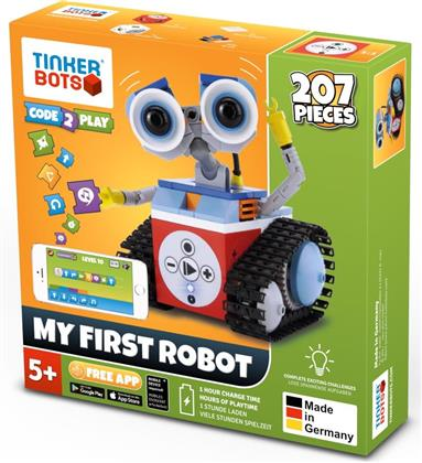 Tinkerbots - My First Robot