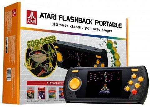 Atari Flashback Portable Konsole NEU 70 Games