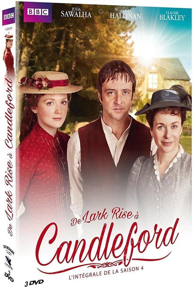 De Lark Rise à Candleford - L'intégrale de la Saison 4 (BBC, 3 DVD)