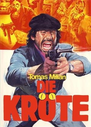 Die Kröte (1978) (Cover A, Eurocult Collection, Limited Edition, Mediabook, Uncut, Blu-ray + DVD)