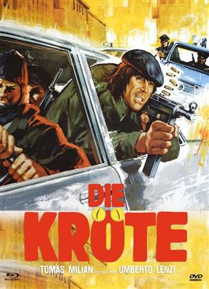 Die Kröte (1978) (Cover B, Eurocult Collection, Limited Edition, Mediabook, Uncut, Blu-ray + DVD)