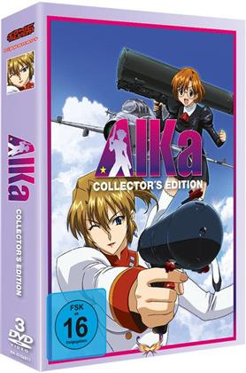 Agent Aika (Gesamtausgabe, Collector's Edition)