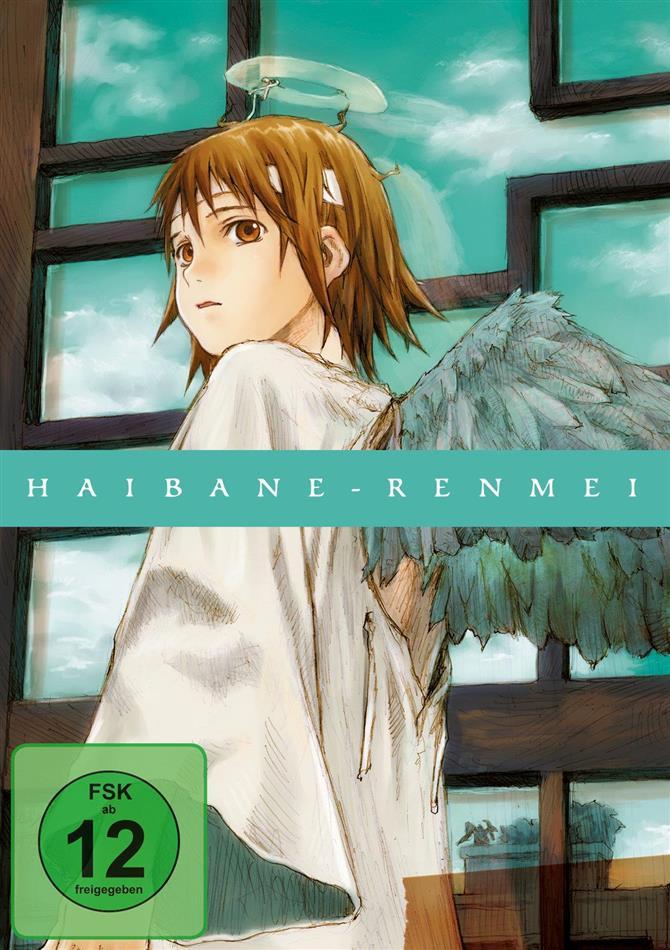 Haibane Renmei (Gesamtausgabe, 3 DVDs)