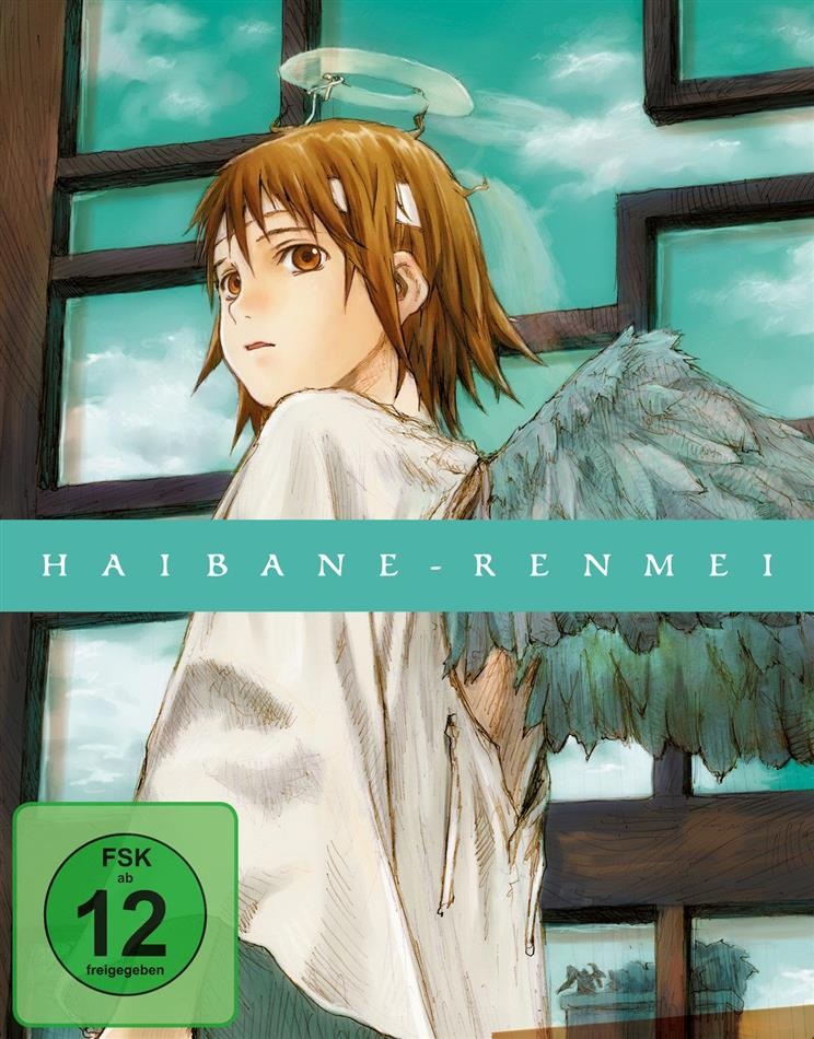 Haibane Renmei (Gesamtausgabe, 2 Blu-rays)