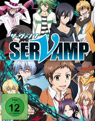 Servamp - Staffel 1 - Vol. 1 (+ Sammelschuber, Limited Edition)