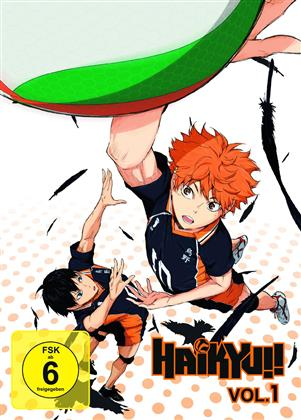 Haikyu!! - Staffel 1 - Vol. 1 (2 DVDs)