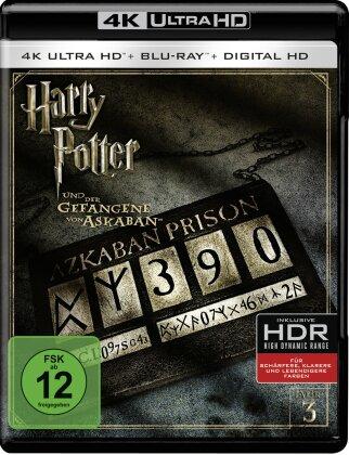 Harry Potter und der Gefangene von Askaban (2004) (4K Ultra HD + Blu-ray)