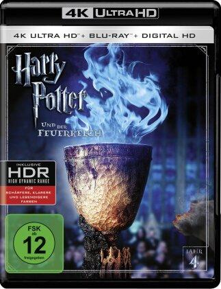 Harry Potter und der Feuerkelch (2005) (4K Ultra HD + Blu-ray)