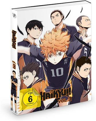 Haikyu!! - Staffel 1 - Vol. 3 (2 DVDs)