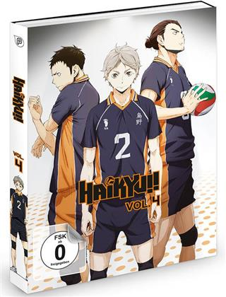 Haikyu!! - Staffel 1 - Vol. 4 (2 DVDs)