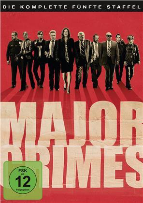 Major Crimes - Staffel 5 (5 DVDs)