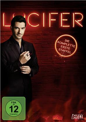 Lucifer - Staffel 1 (3 DVDs)