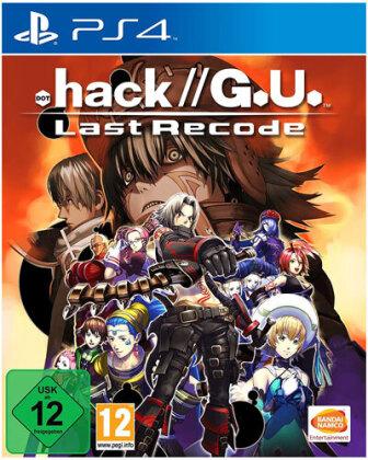 .hack//G.U.: Last Recode (German Edition)