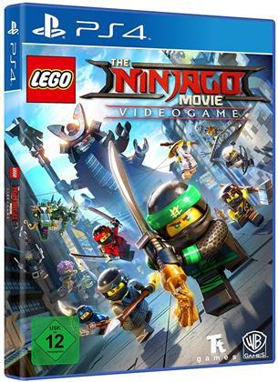 The LEGO Ninjago Movie Videogame (German Edition)