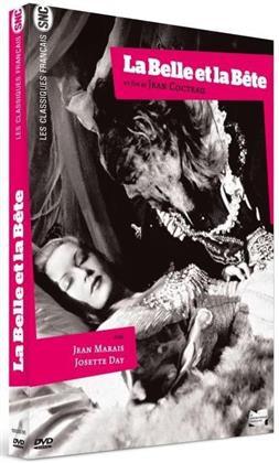 La belle et la bête (1945) (Collection Les classiques français SNC, s/w)