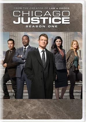 Chicago Justice - Season 1 (3 DVDs)