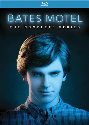 Bates Motel - The Complete Series (10 Blu-rays)