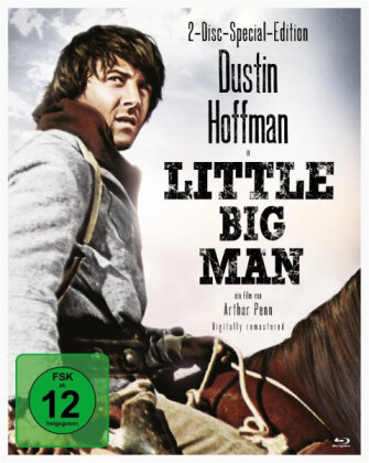 Little Big Man (1970) (Digitally Remastered, Special Edition, 2 Blu-rays)
