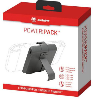 Switch Power:Pack 7000mAh<br>