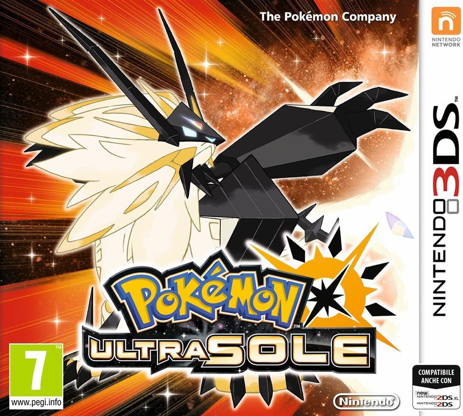Pokemon Ultra Sole