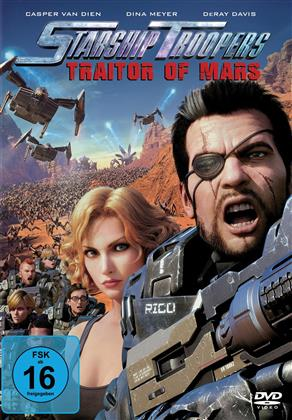 Starship Troopers - Traitor of Mars (2017)