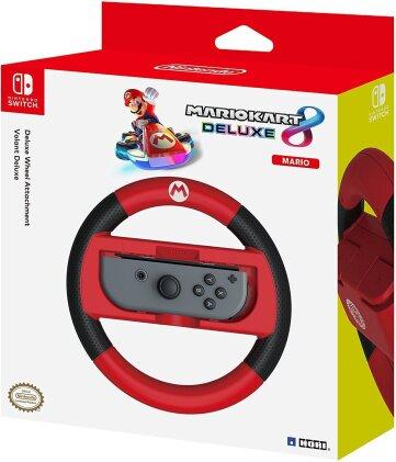 Nintendo Switch - Deluxe Wheel Attachment - Mario