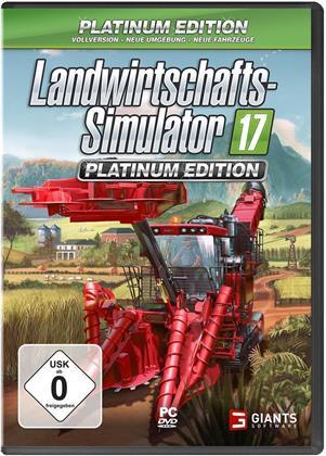 Landwirtschafts-Simulator 17 (Platinum Edition)
