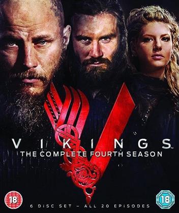 Vikings - Season 4 (6 DVDs)