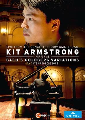 Kit Armstrong - Bach - Goldberg Variations (Unitel Classica, C Major)
