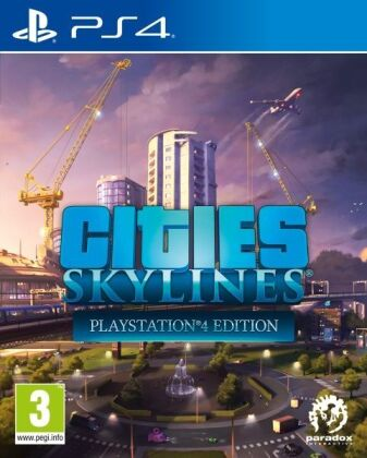 Cities Skylines (Playstation 4 Edition)