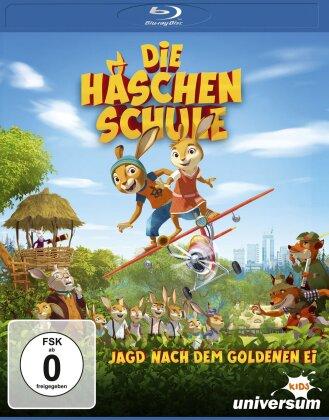 Die Häschenschule - Jagd nach dem goldenen Ei (2016)