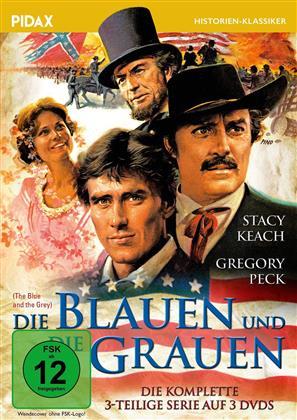 Die Blauen und Grauen - Mini-Serie (1982) (Pidax Historien-Klassiker, Uncut, 3 DVDs)