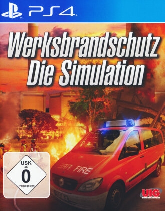 Werksbrandschutz - Die Simulation