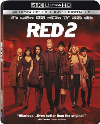 Red 2 (2013) (4K Ultra HD + Blu-ray)