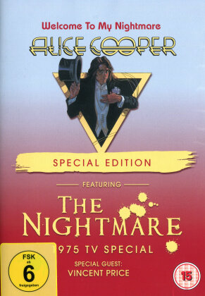 Alice Cooper - Welcome to my Nightmare (Special Edition, 2 DVDs)