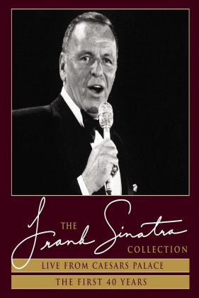 Frank Sinatra - Live From Caesars Palace / The First 40 Years (The Frank Sinatra Collection )