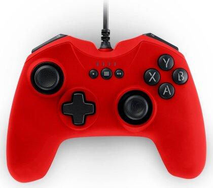 GC-100XF Gaming Controller - red