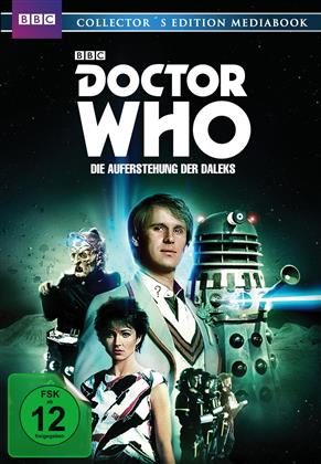 Doctor Who - Die Auferstehung der Daleks (1984) (Collector's Edition, Mediabook, 2 DVDs)