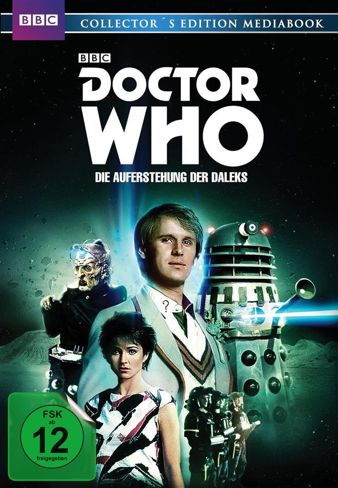 Doctor Who - Die Auferstehung der Daleks (1984) (Collector's Edition, Mediabook, 2 DVDs)