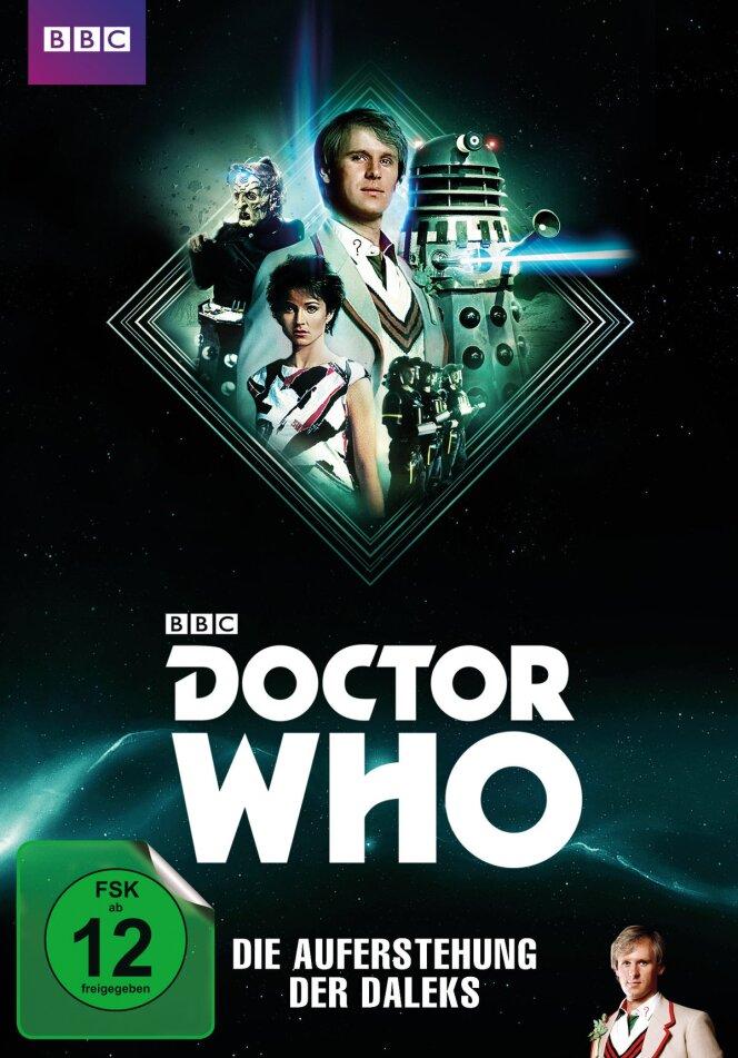 Doctor Who - Die Auferstehung der Daleks (1984) (BBC, Remastered, 2 DVDs)