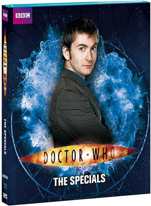 Doctor Who - The Specials (BBC, 3 Blu-rays)